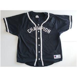 Vintage Champion button down men's shirt